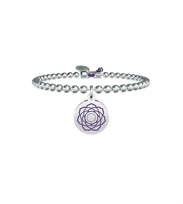 Bracciale Kidult VII Chakra Viola - Spiritualità 731497
