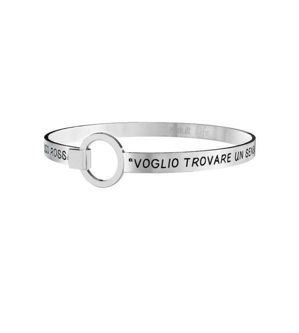 Bracciale Kidult Vasco Rossi Un Senso 731471