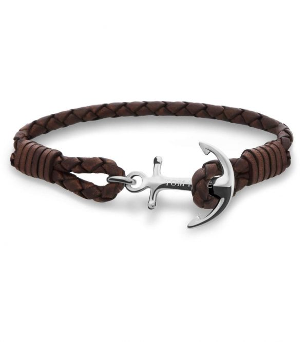 Bracciale Tom Hope Havana Brown