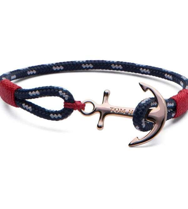 Bracciale Tom Hope Pacific Red