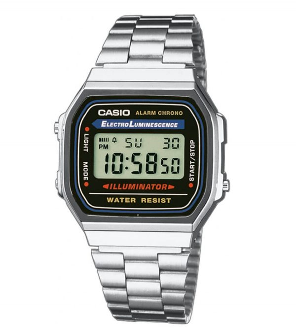 Orologio Casio Collection A168WA-1YES