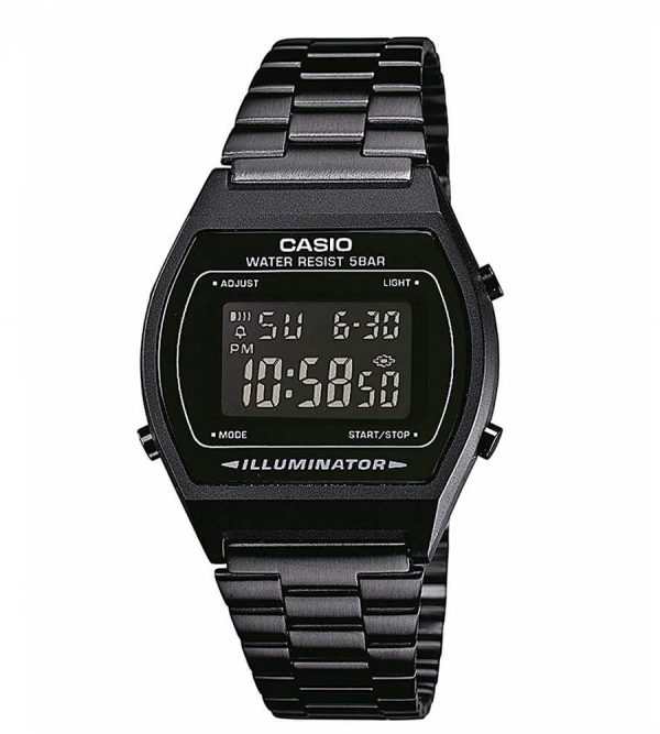 Orologio Casio Collection Nero B640WB-1BEF