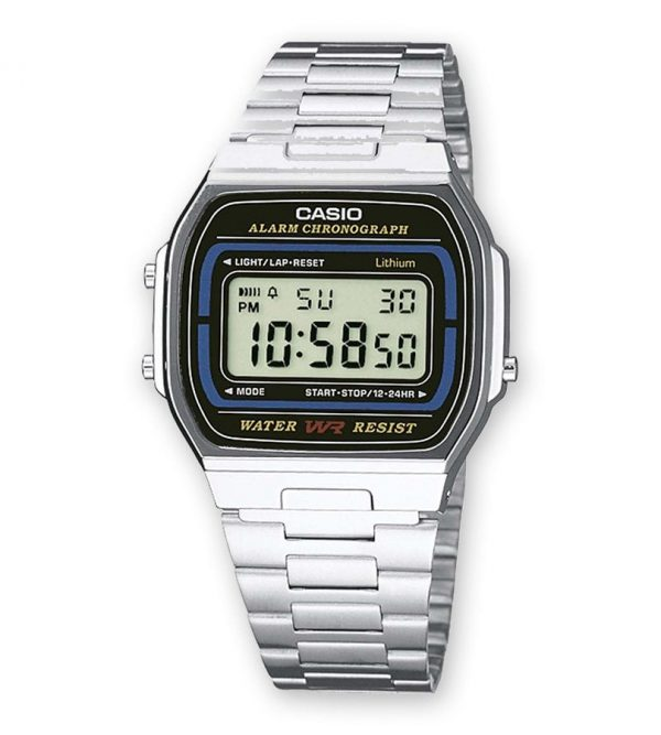 Orologio Casio Retro Collection A164WA-1VES