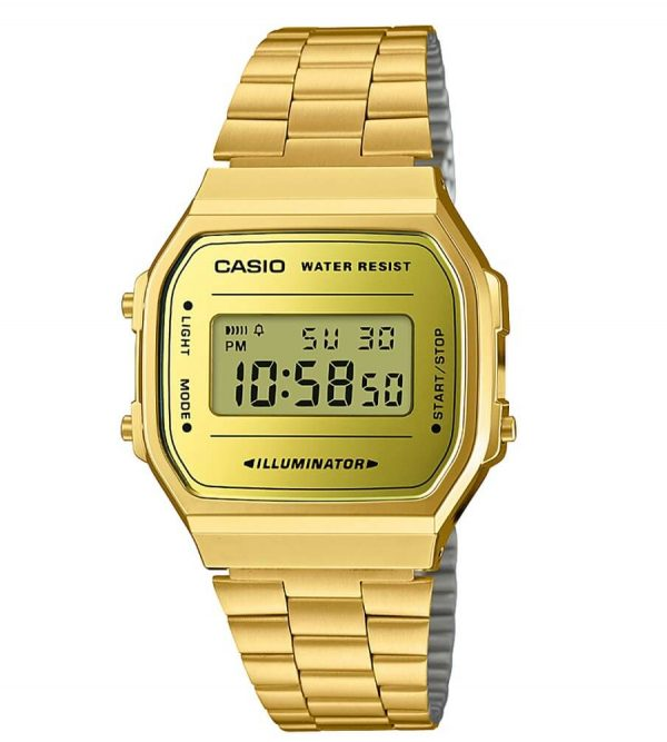 Orologio Casio Retro Collection A168WEGM-9EF