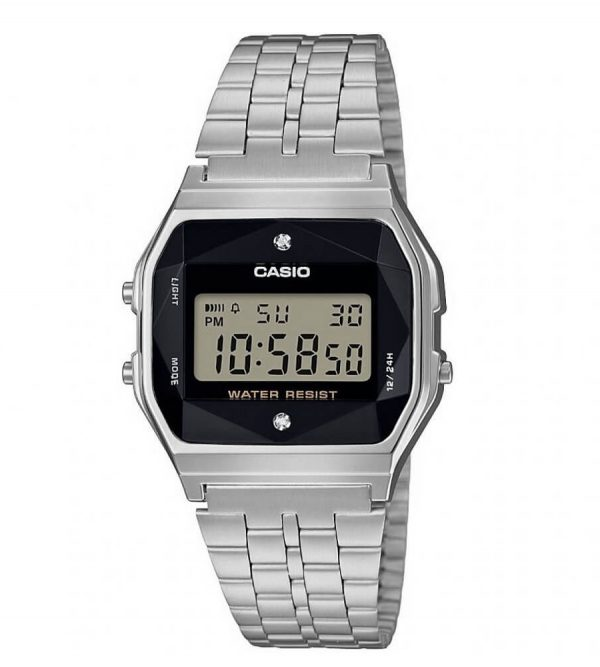 Orologio Casio Retro Collection Diamond A158WEAD-1EF