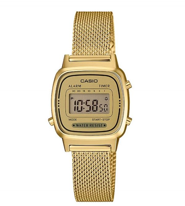Orologio Casio Retro Collection LA670WEMY-9EF