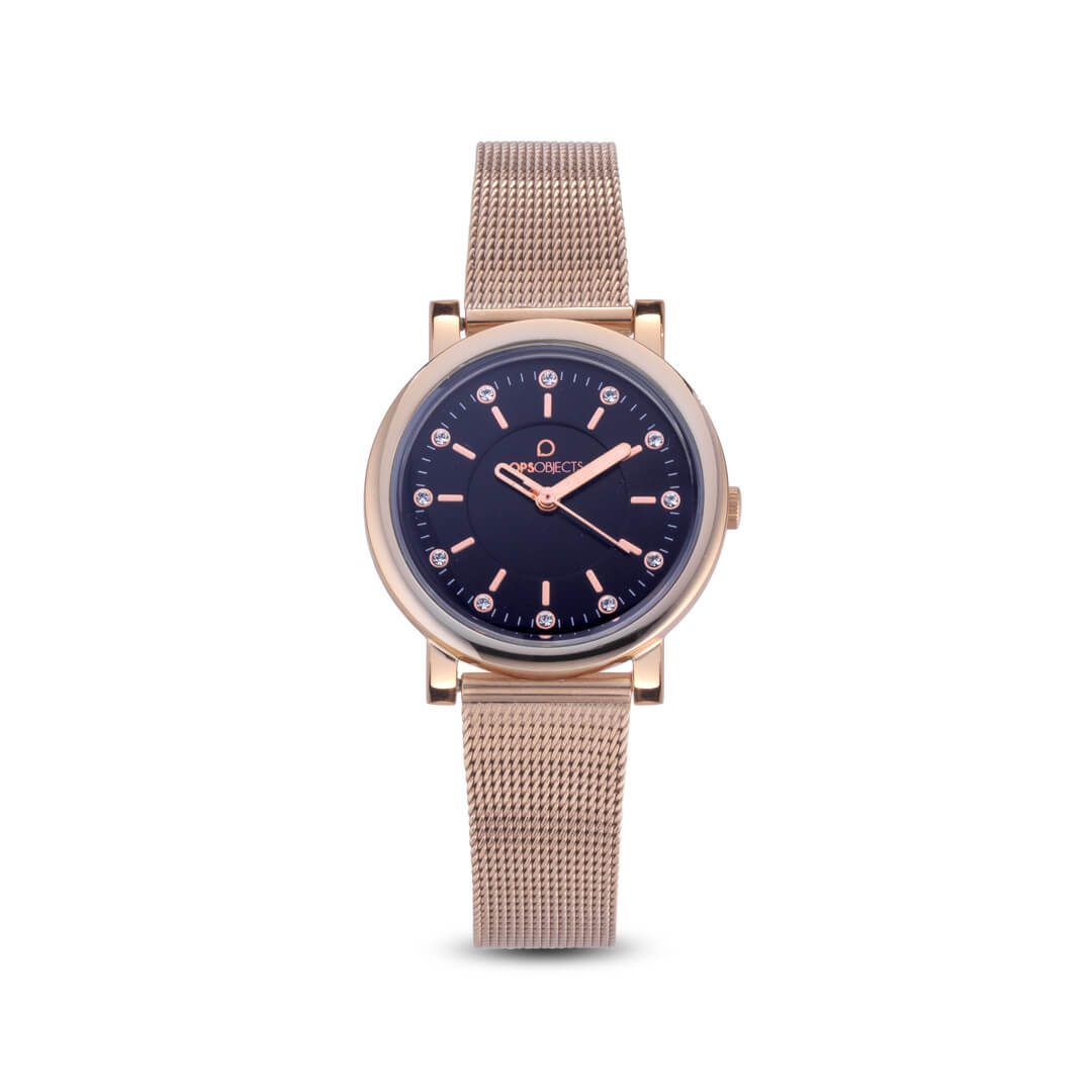 Orologio Ops Objects Posh Lux Crystal Mini OPSPOSH 83